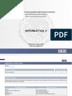 programa de informática II