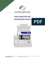 Ultra Optics Mini2 Manual