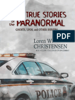 Cops' True Stories of the Paranormal - Ghost, UFOs, And Other Shivers
