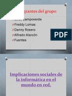 Diapositivas Computacion y Sociedad