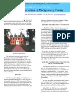 Historic Area Work Permit Montgomery County Md