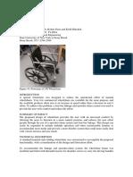 4 CR Wheelchair