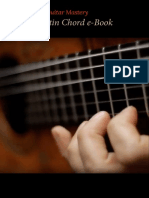 Latin guitar chords
