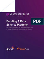 Mesosphere eBook Building a Data Science Platform