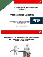 Unidad 4 - Investigación de Accidentes R