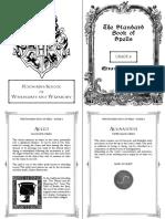 Standard Book of Spells