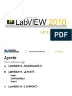 LabVIEW 2010 - Le novità