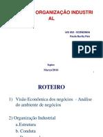 Livro de Economia Industrial Luís Souza