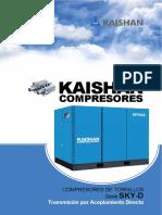 compresores kaisher