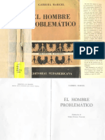 Gabriel Marcel - El hombre problemático.pdf