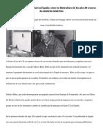 Los Pioneros de La Publicidad en España