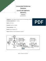 Informe 6- Hidraulica