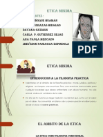 Etica Minima Diapositiva