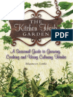 The Kitchen Herb Garden - A Seasonal Guide to Growing, Cooking and Using Culinary Herbs.pdf