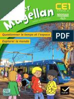 Cahier Magellan Questionner le temps et l'espace CE1 (éd. 2016) - Cahier de l'élève.pdf