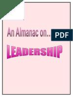 Almanac on Leadership