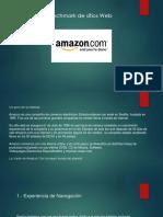 Trabajo Benchmark AMAZON.com