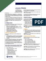 Unified Communicator Guide