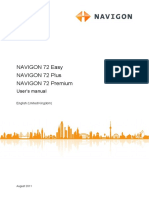 Navigon User Manual