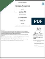 cpi certification