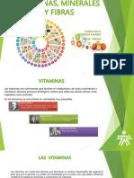 Vitaminas, Minerales y Fibras (1)