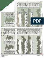 Tavola 7 Planimetrie residenze Bovisa