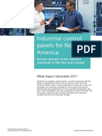 White-paper North American Standards En