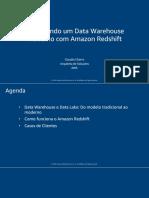 Data Warehouse com Amazon