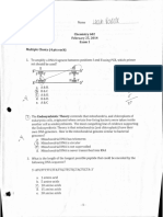 Biochem 602 2015 Test 1