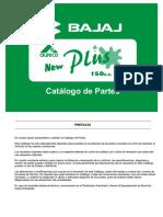 Catalogo de partes Bajaj plus