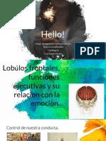 Exposición Bio2 Lobulos Frontales , Funciones Ejecutivas y Emocion (1) Editada Hoy