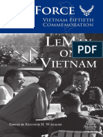 LeMay on Vietnam