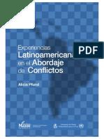 Experiencias Latinoamericanas en el Abordaje de  Conflictos.pdf