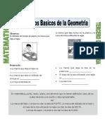 Elementos de La Geometria