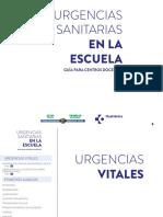 Urgencias Sanitarias en La Escuela on-line