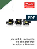 Danfoss Compresores Hermeticos Manual.pdf