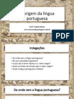 AORIGEM DA LINGUA PORTUGUESA.pdf