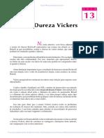 13 Dureza Vickers