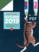 Autumn 2019 Chronicle Books UK Frontlist