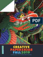 Fall 2019 Creative Paperbacks Catalog