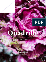 Fall 2019 Quadrille Catalog