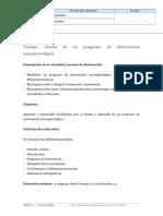 Analisis Noticia Neuropsicología Del Lenguaje