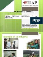 Seminario Metodo Cientifico y La Biologia