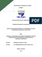 DESARROLLO DE DESTREZAS CON CRITERIO DE DESEMPEÑO A PARTIR DE RECURSOS DIDÁCTICOS INFORMÁTICOS, SUSTENTADOS EN EL APRENDIZAJE COMPRENSIVO.pdf