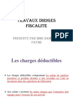 Les Charges Fiscales