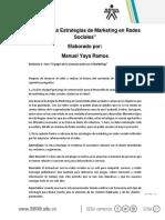 Foro_1_10 Exitosas Estrategias de Marketing en Redes Sociales