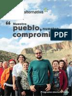 Programa Electoral 2019