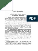 (.) Manlio Simonetti - All'origine della formula teologica uno essenza _ tre ipostasi.  - 1974 - Augustinianum 14 (1)_173-175. Origen of Alexandria.pdf