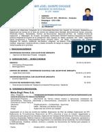 CV Ronny Joel Quispe Choque 28.02.19