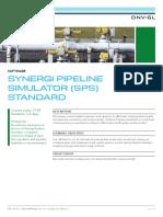 SY 45 Synergi Pipeline Simulator SPS